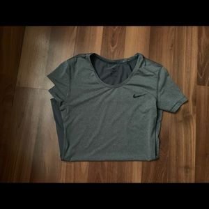 NIKE DRY FIT WOMENS TOP